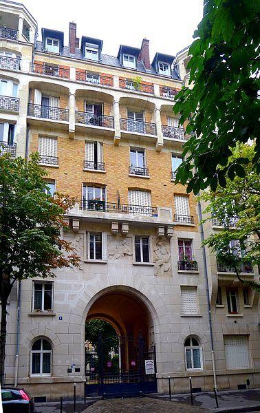 Fondation Rotschild 8, rue de prague paris 12