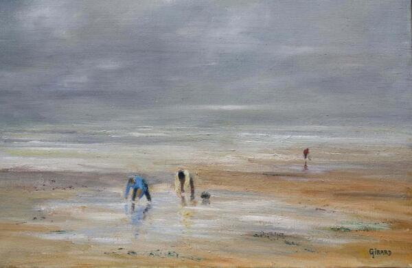 Peinture de : Michel Girard