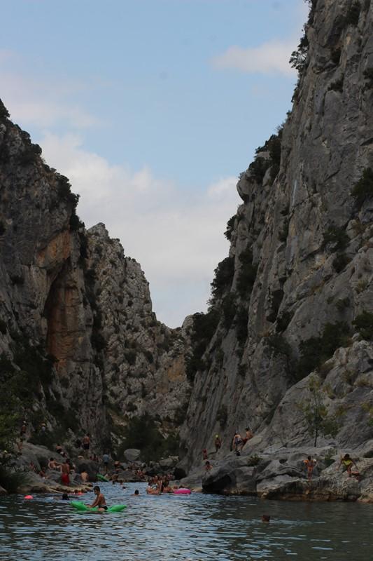 Les Gorges de Gouleyrous