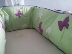Tête de lit printemps