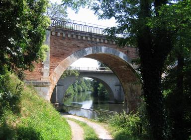 Chemin d'Arles 2008 - En passant par Castres - Viviers les Montagnes (27km)