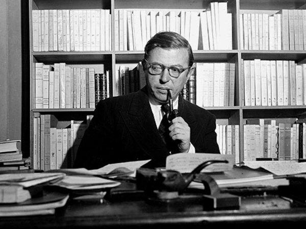 """""""Jean-Paul Sartre et l'existentialisme"""", une conférence de Jean-François Gallice pour l'ACC"""