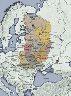 Quand la Russie était encore l'Ukraine  !