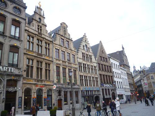 Balade à Anvers