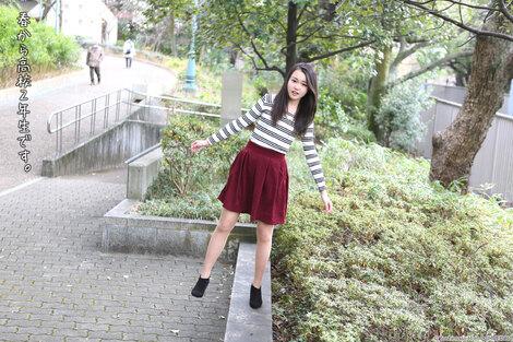 WEB Magazine : ( [Young Jump ( exclusive WEB )] - |Young Jump - 2017 / N°18 [GAL-CON ONLINE / 94th/第94回] - Nanaka Kondo ( 10 PICS )| )