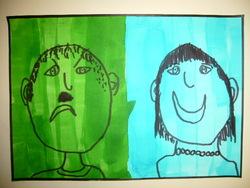 Le portrait CE1