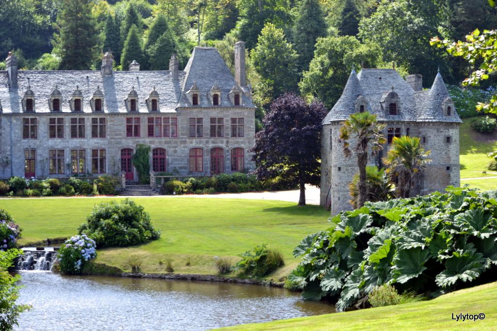 château de Nacqueville