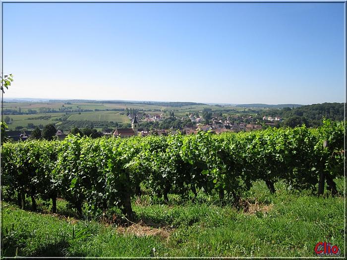 De Niederbronn-les-Bains à Wissembourg