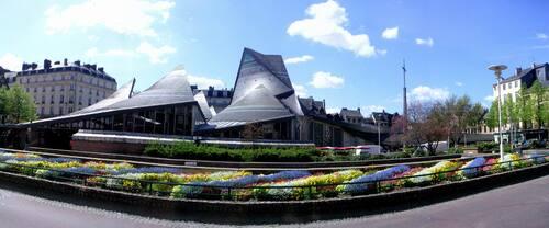 Le départ de Rouen