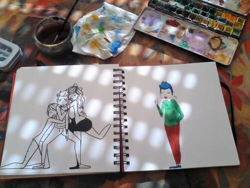 mes dessins n°60