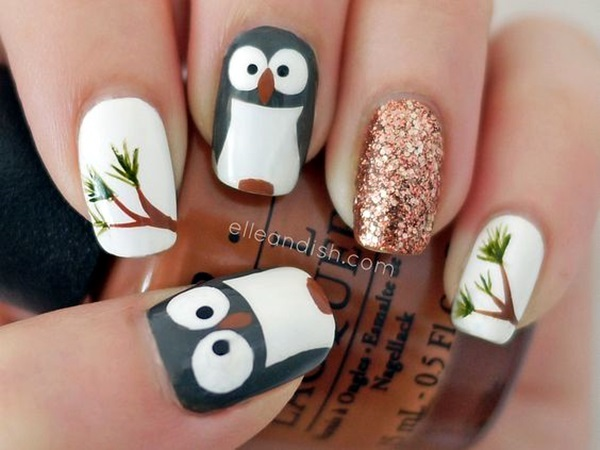 Animal Nail Art Prints (37)