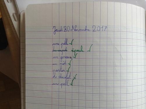 Orthographe : L'ouvrage De Stephane Grulet :  Des rituels pour travailler l'orthographe Bilan trimestre 1 + outils