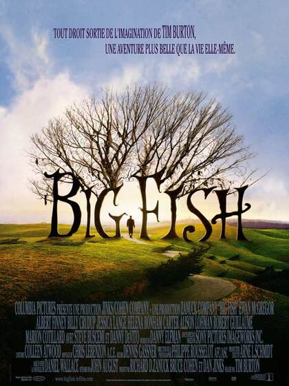Big Fish - 2004 - Tim Burton
