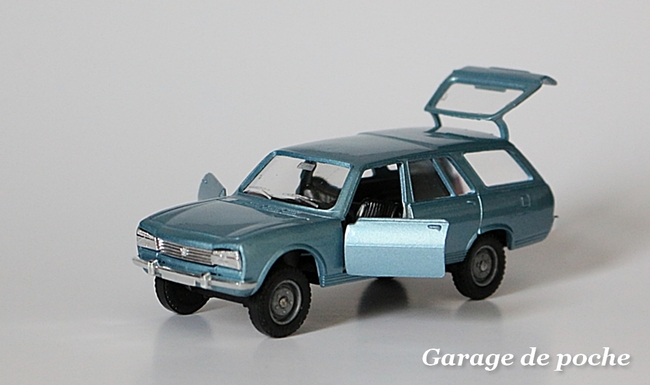 Peugeot 504 Dangel 1968