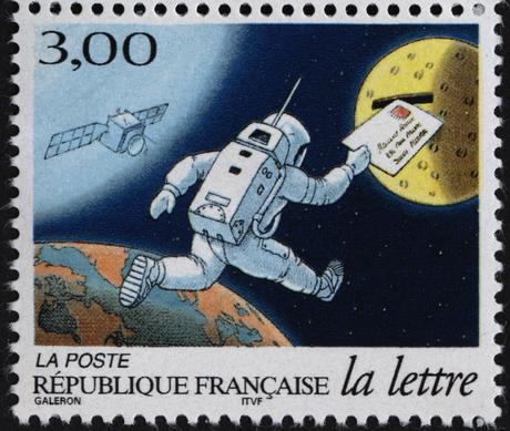 La lettre au fil du temps : espace-3155