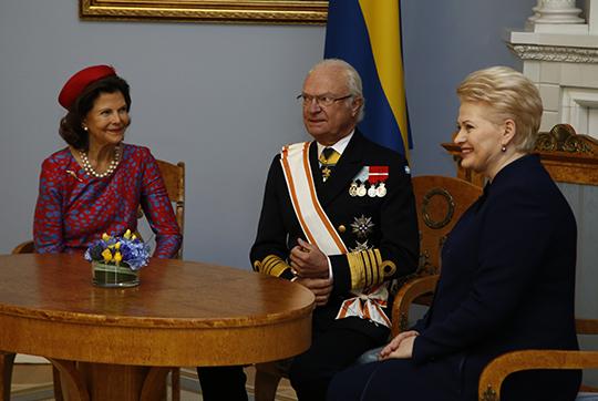 En Lituanie