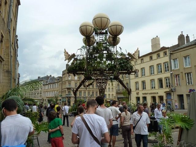 Aéroflorale à Metz - Marc de Metz 2011 - 3