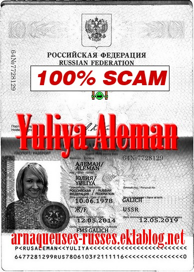 RUSSIAN SCAMMER-185