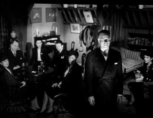 La septième victime, The seventh victim, Mark Robson, 1943