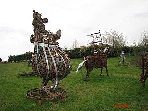 sculpture dubru