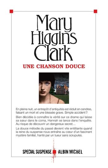 Une chanson douce - Mary Higgins Clark