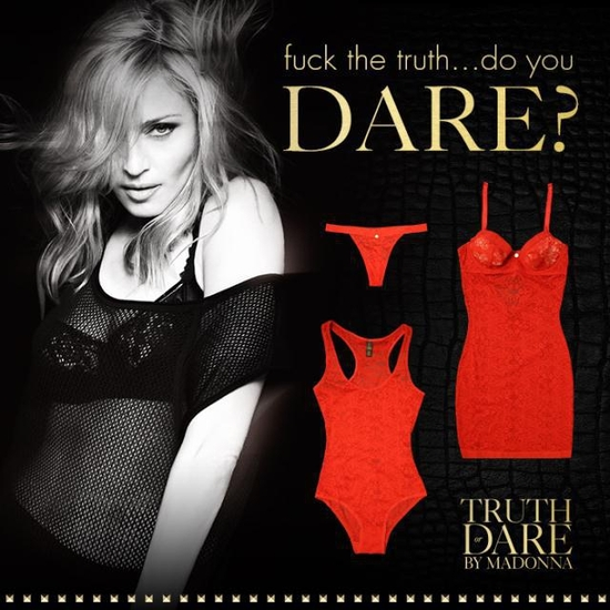 truth or dare sous-vêtements