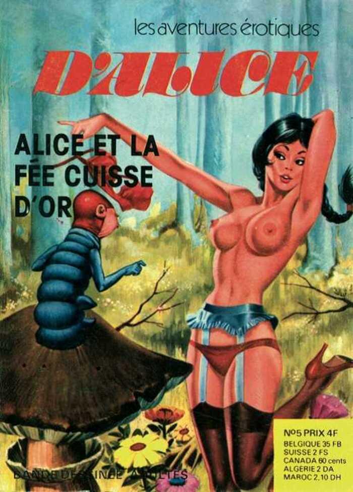 Les Aventures Erotiques d'Alice