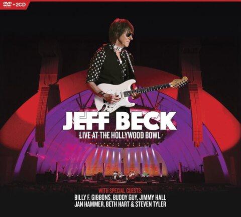 JEFF BECK - Les détails du prochain DVD / Blu-ray live
