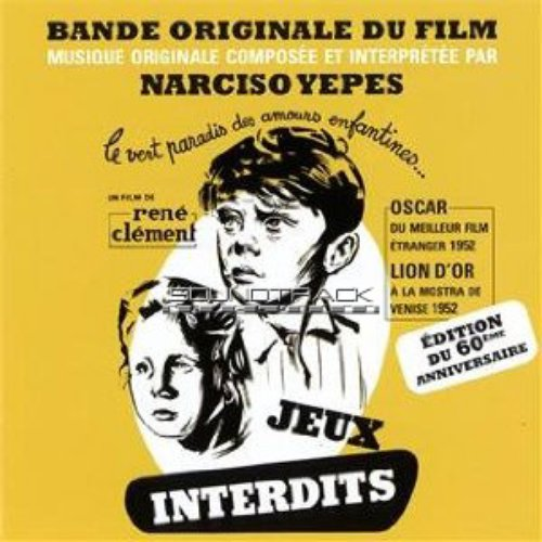 Jeux Interdits - Forbidden Games — Narciso Yepes   Last.fm
