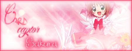 Signature Card Captor Sakura.