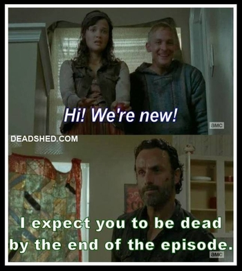 The Walking dead memes13