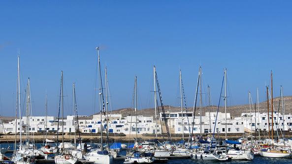 Lanzarote : La Graciosa le village