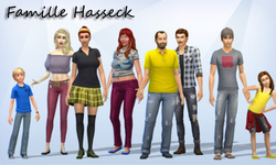 Famille Hasseck