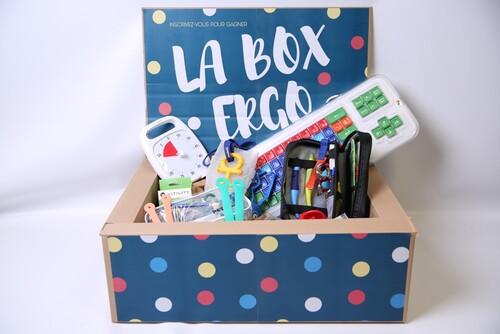 Jeu Hop'Toys : une box ERGO à gagner