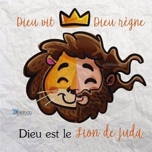 Jésus Lion de Juda