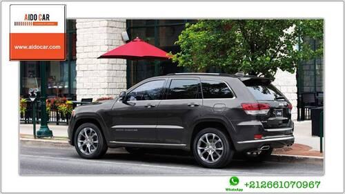 Location de voiture tout terrain à Casablanca – Jeep Grand Cherokee Limited, le luxe à l'italienne !