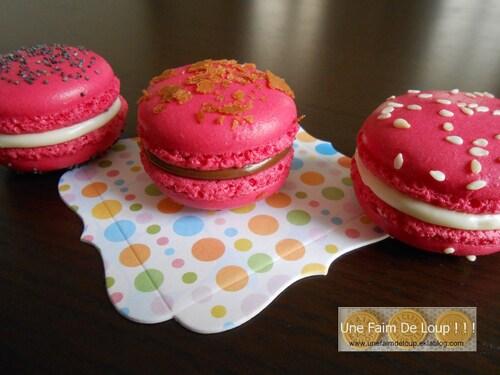 Macarons : # 1 la customisation