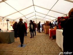 Les marchés de Noël sont une tradition et Limoges n'échappe pas à la régle avec ses deux marchés