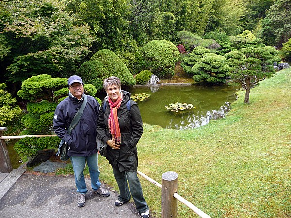 San Francisco Japonese Garden nous