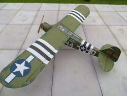 "PIPER L-4H ""CUB"" de KARTONOWA KOLEKCIA au 1/33"
