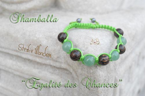 """shamballa """"égalité des chances"""""""