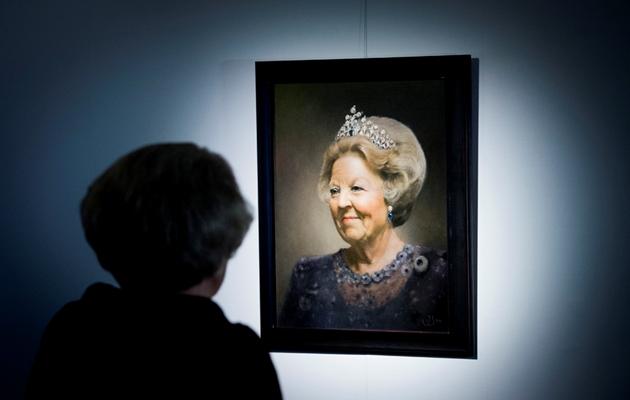 Beatrix et ses portraits