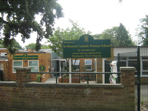 School in England