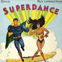 Bus Connection - Superdance - Complete LP