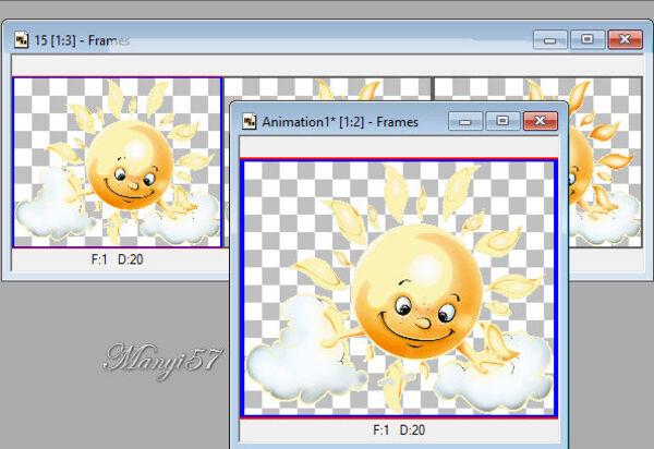 Gif kép  e-anim-ban