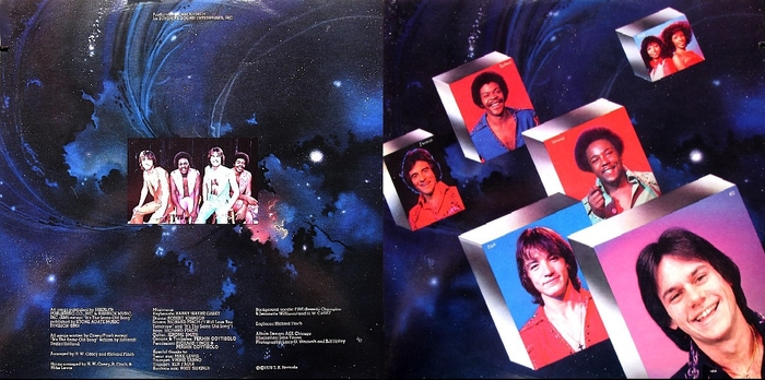 "K.C. & The Sunshine Band "" Who Do Ya [ Love ] "" T.K. Records TK 607 [ US ]"