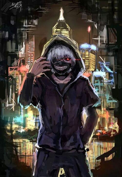 Pourquoi Tokyo Ghoul c'est la vie