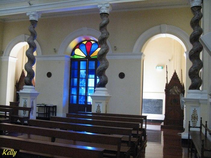Eglise de MAcao, St Joseph