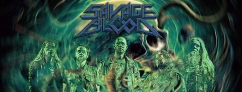 """SAVAGE BLOOD - Les détails du premier album Downfall ; """"Savage Blood"""" Lyric Video"""