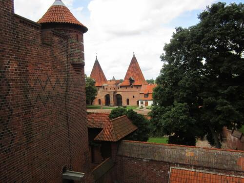 Notre voyage en Allemagne, Pologne, Gdansk, Malbork....